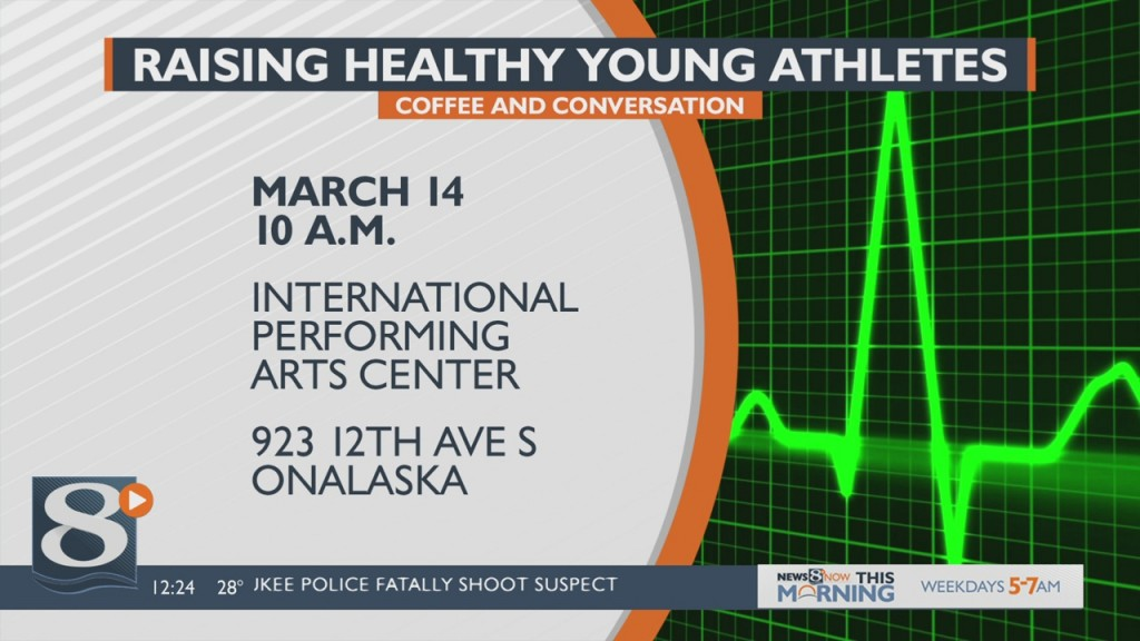 House Call Raising Healthy Young Athletes