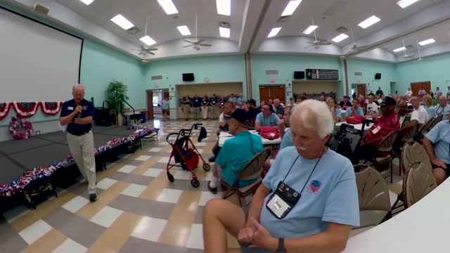 Veterans Virtual Reality Honor Flight