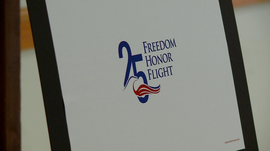 Freedom Honor Flights 25 and 26