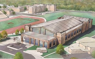 Update New Uwl Fieldhouse Estimated To Provide 800 Jobs