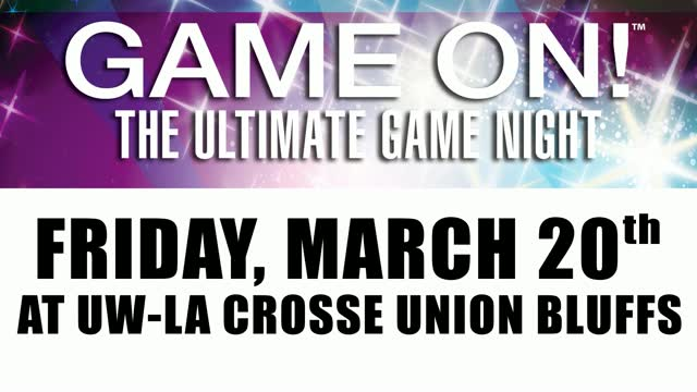 Game On: The Ultimate Game Night