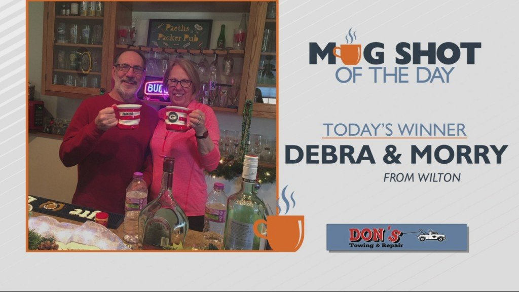 Mug Shot Of The Day Debra And Morry From Wilton