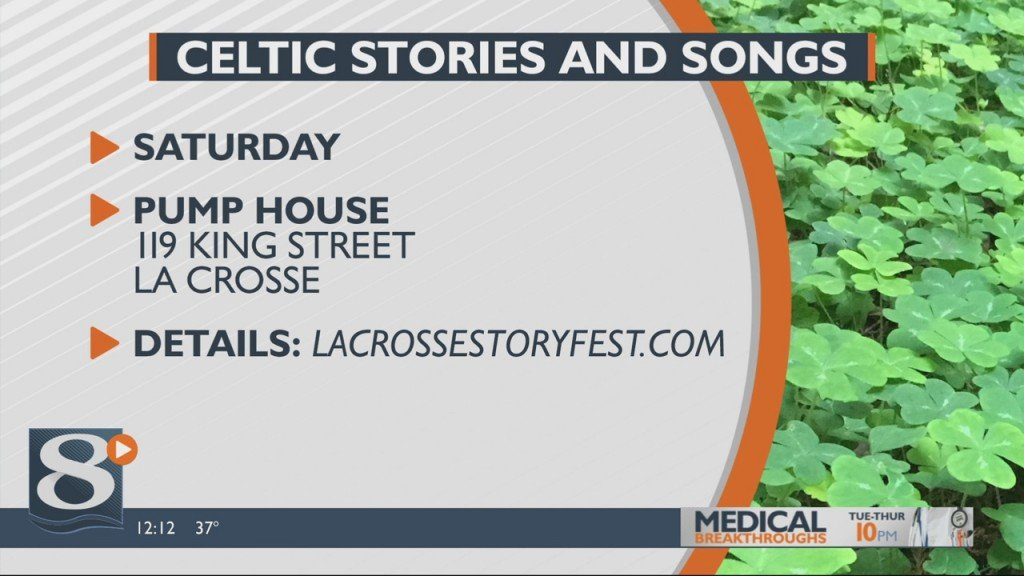 Save The Date Celtic Stories & Songs