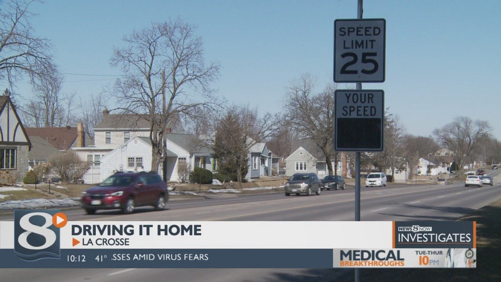 Driving It Home: Tickets, Warnings Roughly Tripled On Losey Boulevard Since Speed Limit Changed