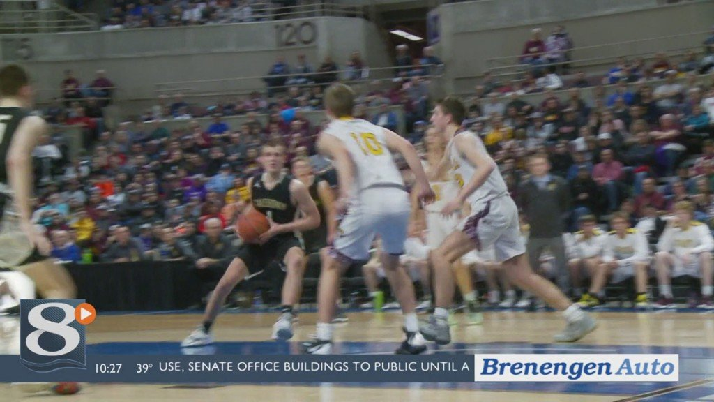 Caledonia Boys Basketball Highlights