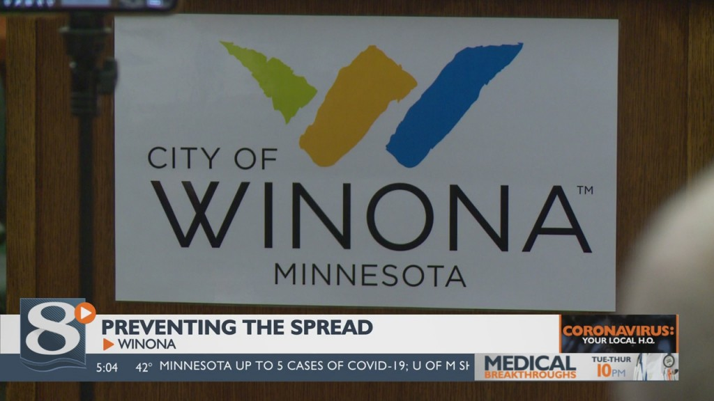 Winona County Officials Discussion Plans To Help Slow Coronavirus Spread