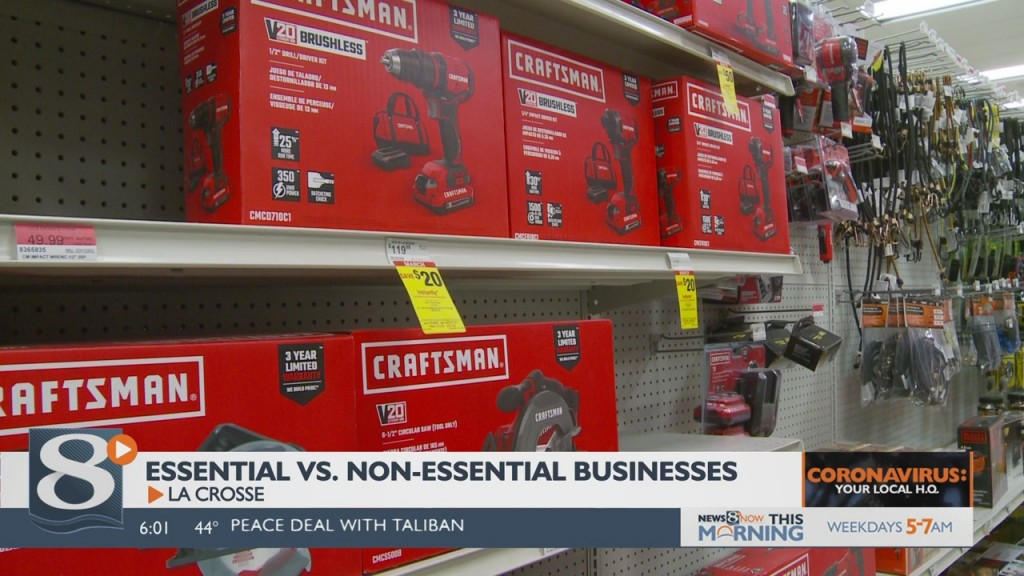 Essential Vs. Non Essential Businesses: What's The Difference?