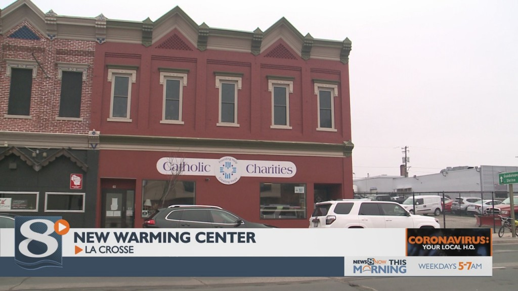 Additional Warming Center Location Opened In La Crosse