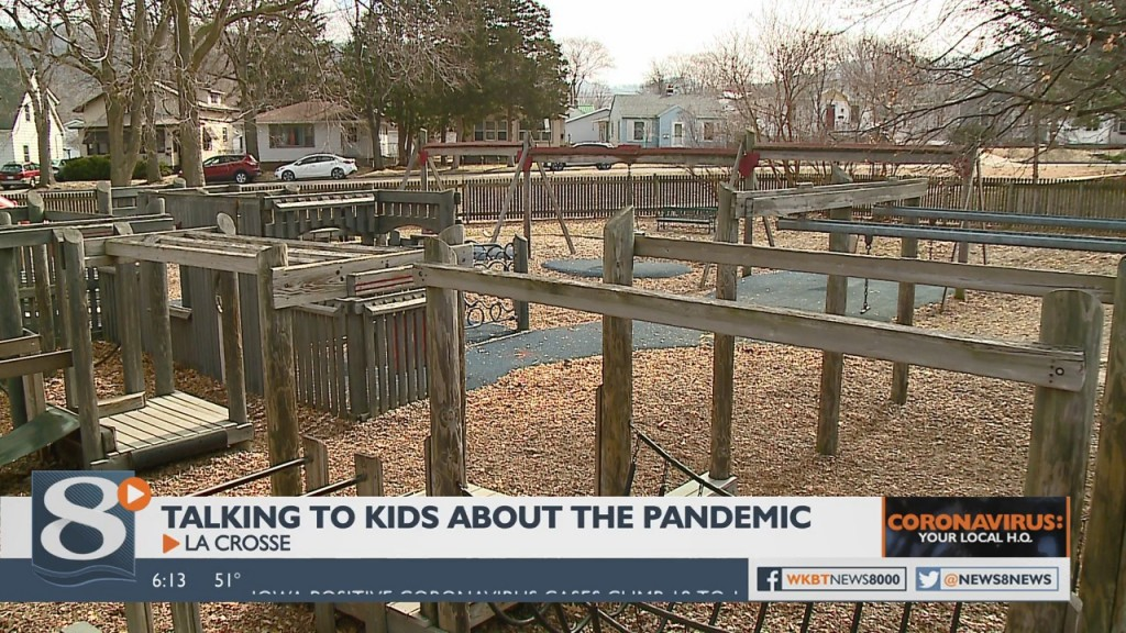 How To Talk To Kids About The Pandemic
