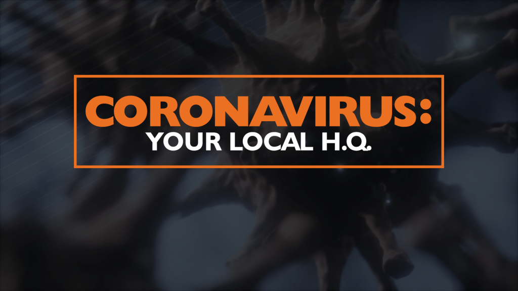 Coronavirus: Your Local Hq March 25th Afternoon Update