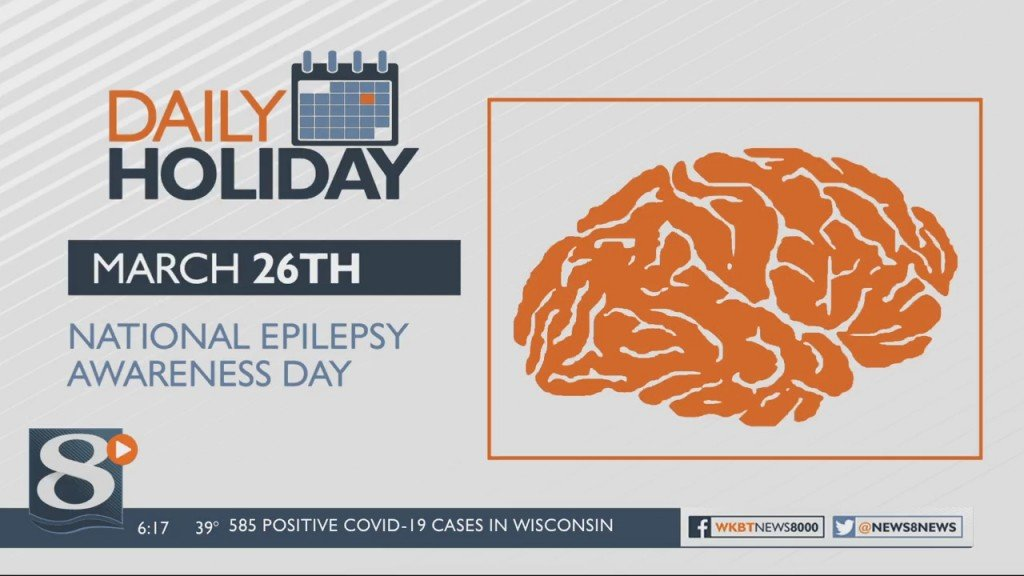 Daily Holiday National Epilepsy Awareness Day
