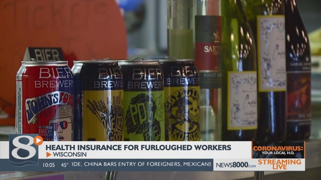 Health Insurance For Furloughed Workers