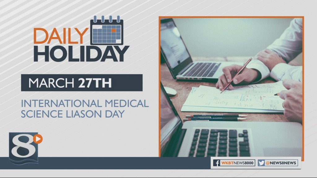 Daily Holiday International Medical Science Liaison Day