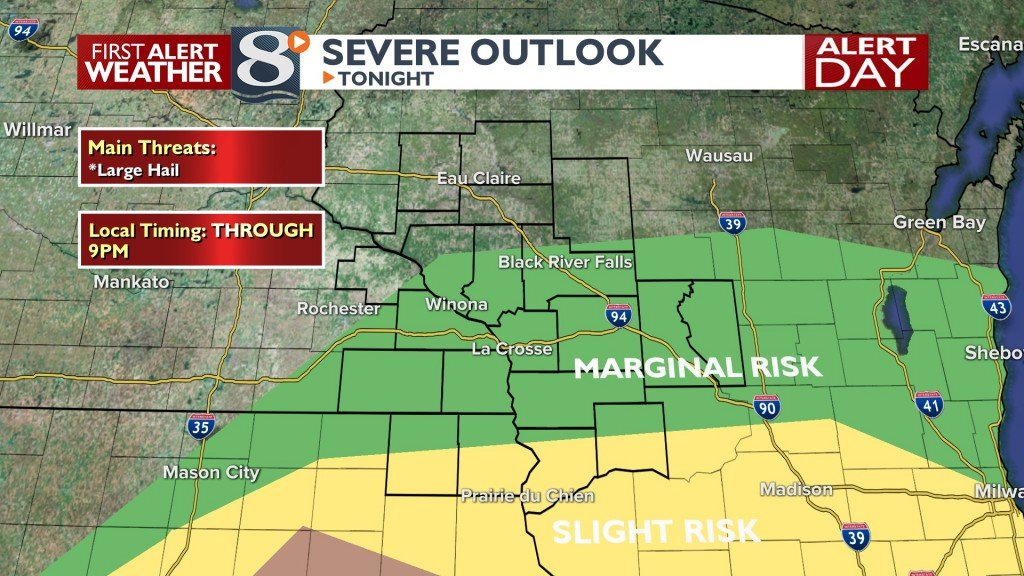 Severe Outlook