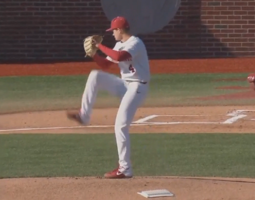 Connor Prielipp Alabama Pitching