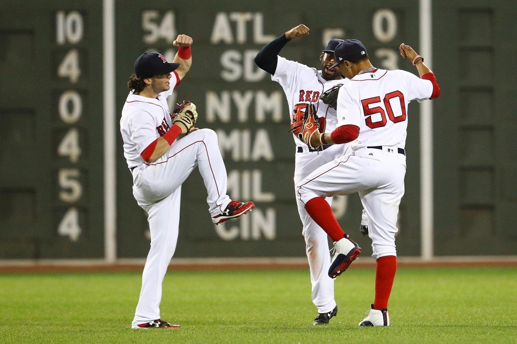 Price, Betts, Ramirez lead Red Sox over Twins 6-3