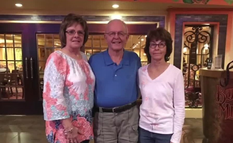 Man meets biological family at 72 years old