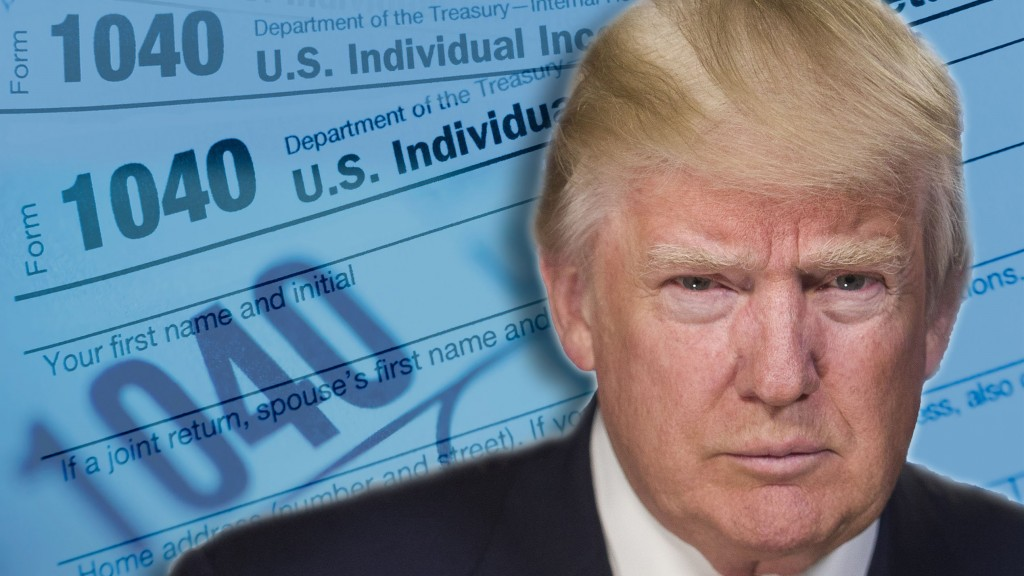 Democrats to ask for 10 years of presidential tax returns in new bill