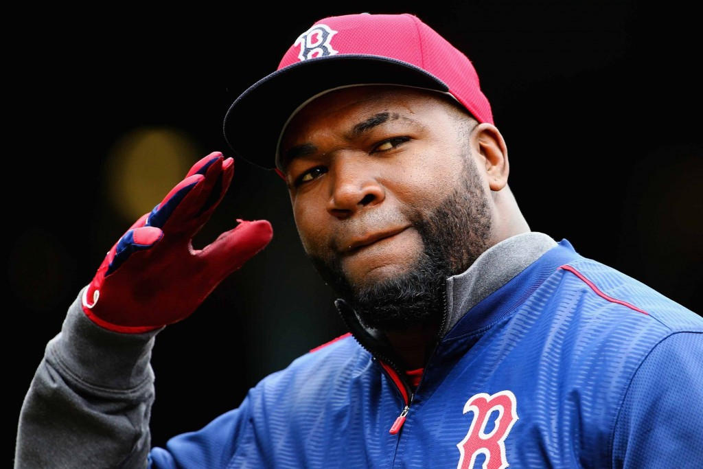 Red Sox honor David Ortiz at Fenway Park
