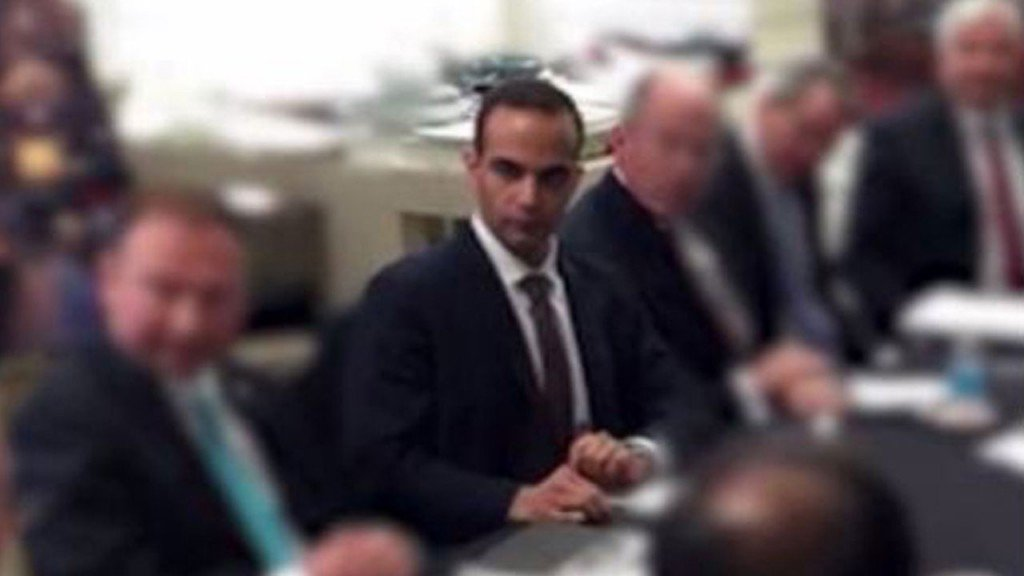 George Papadopoulos gets 14 days in prison