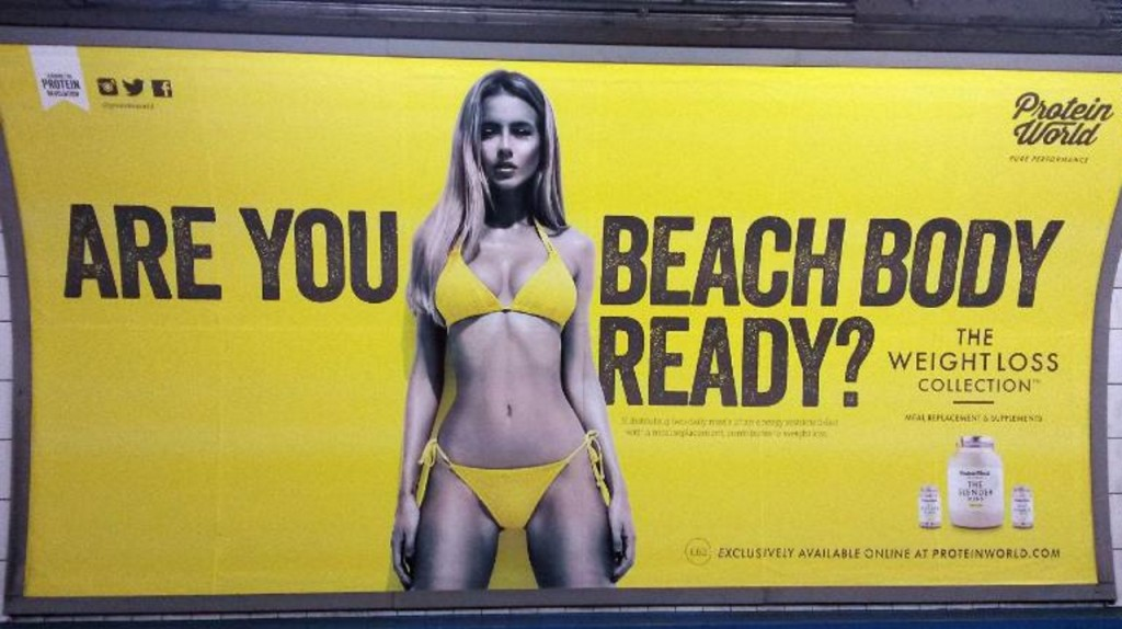 UK cracks down on sexist commercials