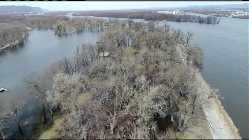 Report: Spring flooding may hit southwest Wisconsin