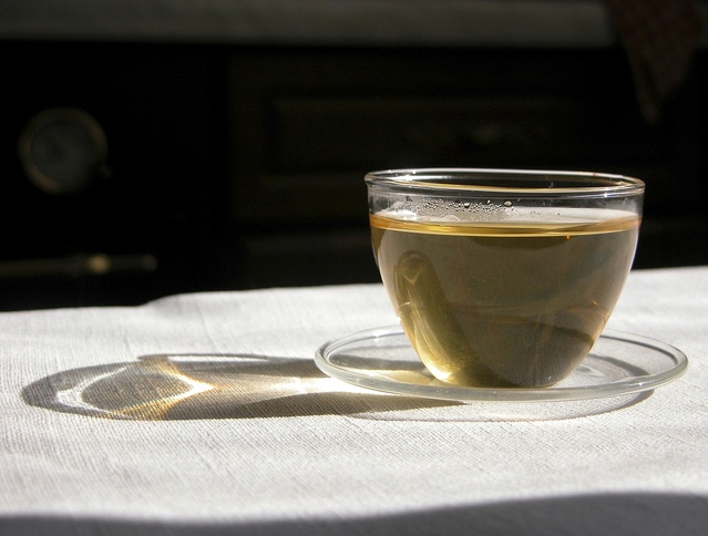 Reading the tea leaves about whether green tea is good for you