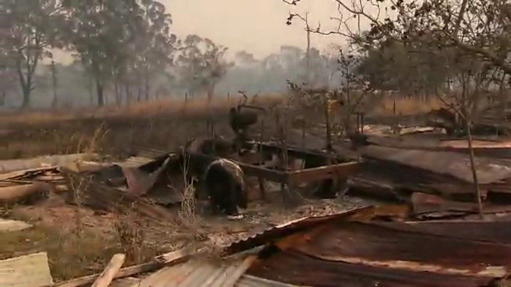 Australian 16-year-old questioned over bushfire