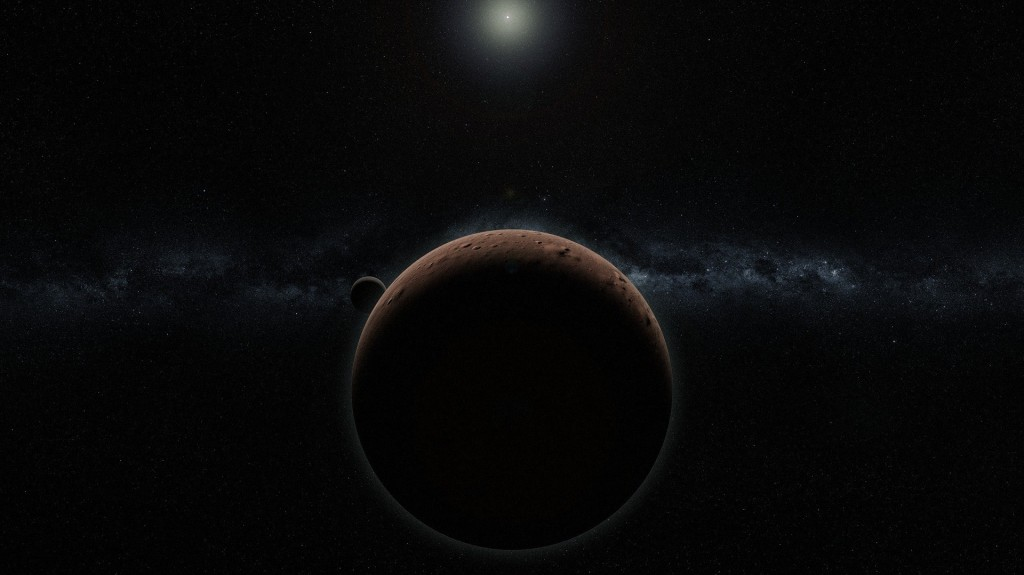 Help name a planet in our solar system