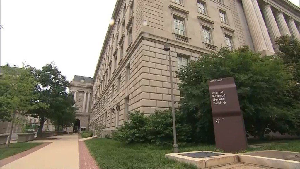 Washington Post: IRS whistleblower report involves presidential tax audit