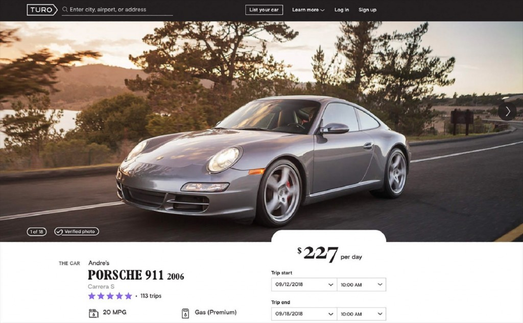 Porsche is making it easier to try out its cars