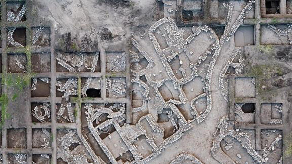Archaeologists find 5,000-year-old 'New York' in Israel