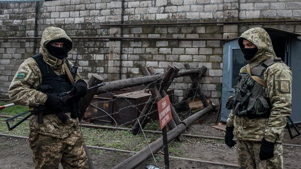 Ukraine bans Russian men aged 16 to 60 from entry