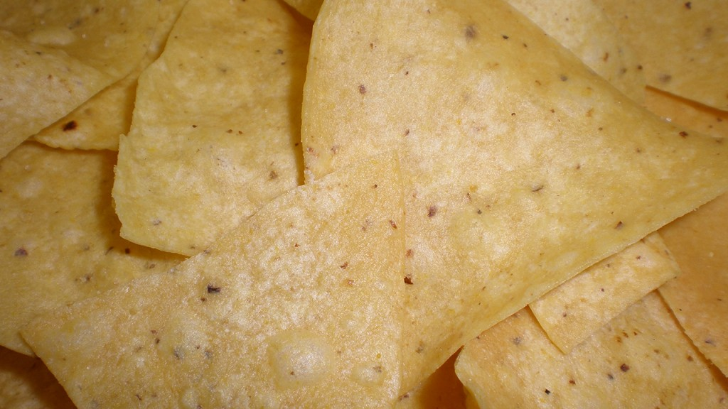 Spontaneous combustion of tortilla chips ignites factory