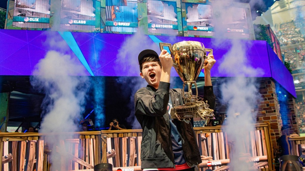 Teen Fortnite champion 'swatted' during livestream
