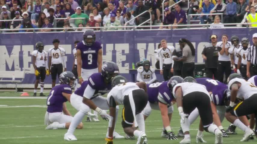 Winona State opens it's season at home against Wayne State