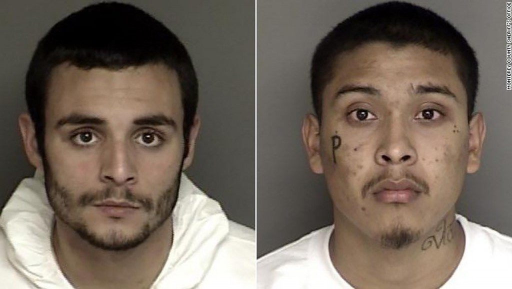 California inmates escaped through hole they cut in ceiling