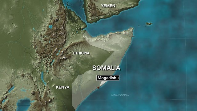 US Somalia mission could take seven years to complete