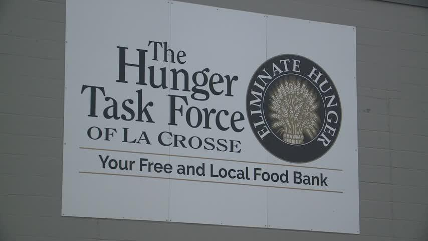 Donation supports Hunger Task Force in La Crosse