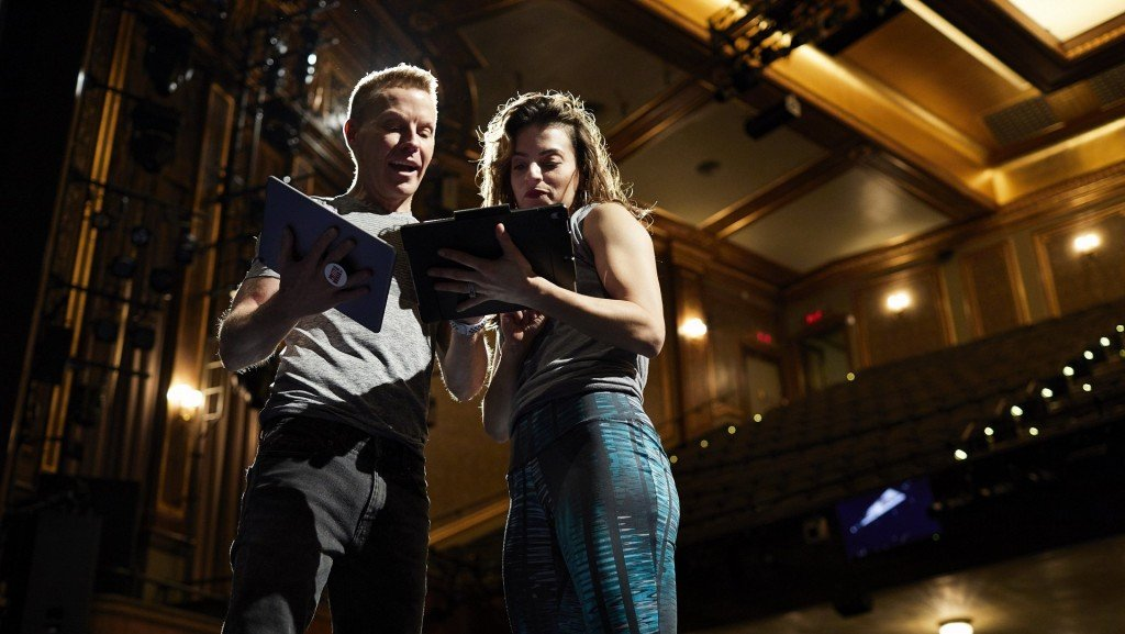 Broadway ditches age-old processes to run shows with iPads