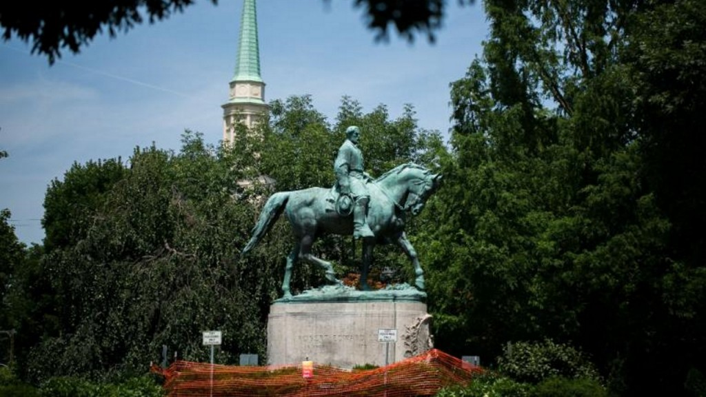 Judge rules Virginia statues are war monuments protected from removal