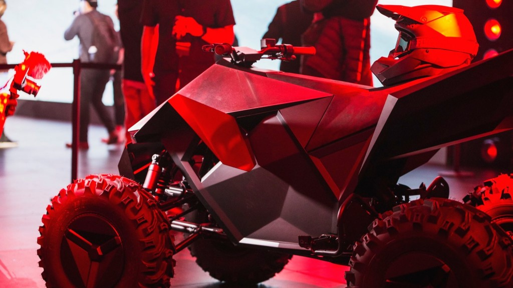 Elon Musk reveals when Tesla's electric ATV will go on sale
