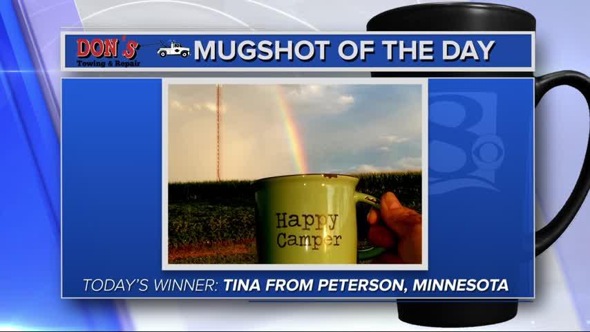 Mug shot of the day – 9/20/19 – Tina from Peterson