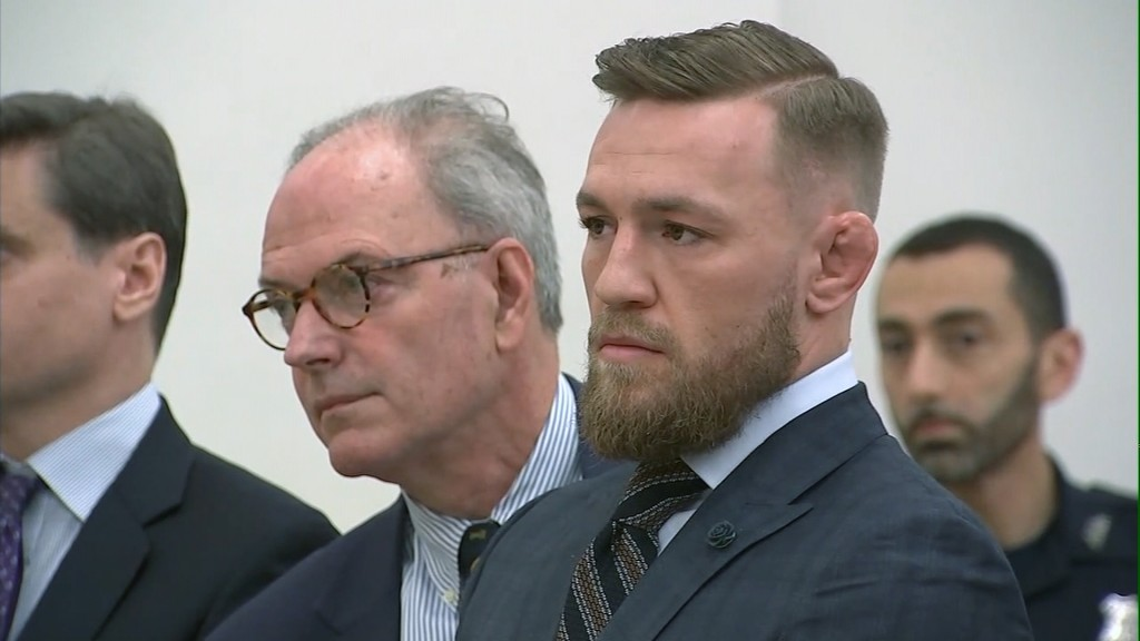 Conor McGregor expresses regret over bus brawl