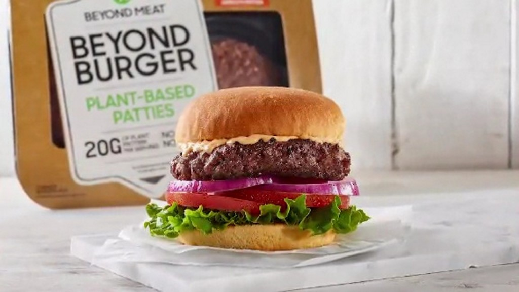 Beyond Meat stock soars on McDonald's deal