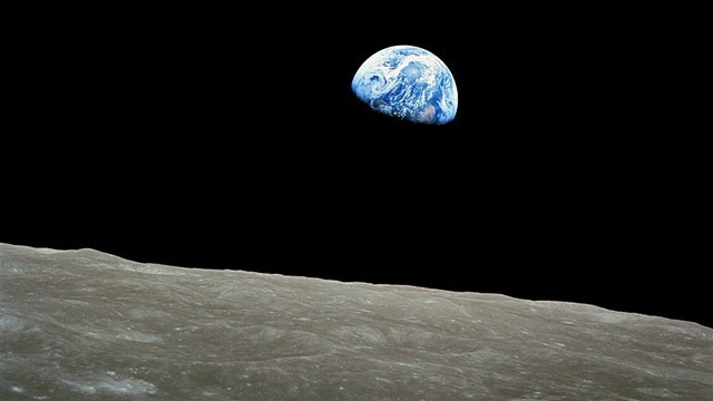 It's been 50 years since Apollo 8 united a fractured world