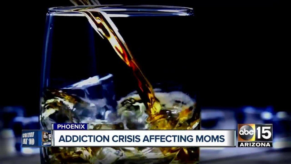 CDC: Middle-aged women are fastest growing segment of addicts