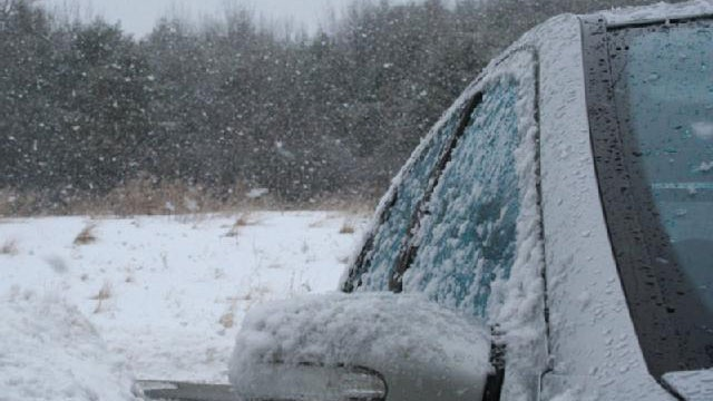 Maintain your car in snowy conditions