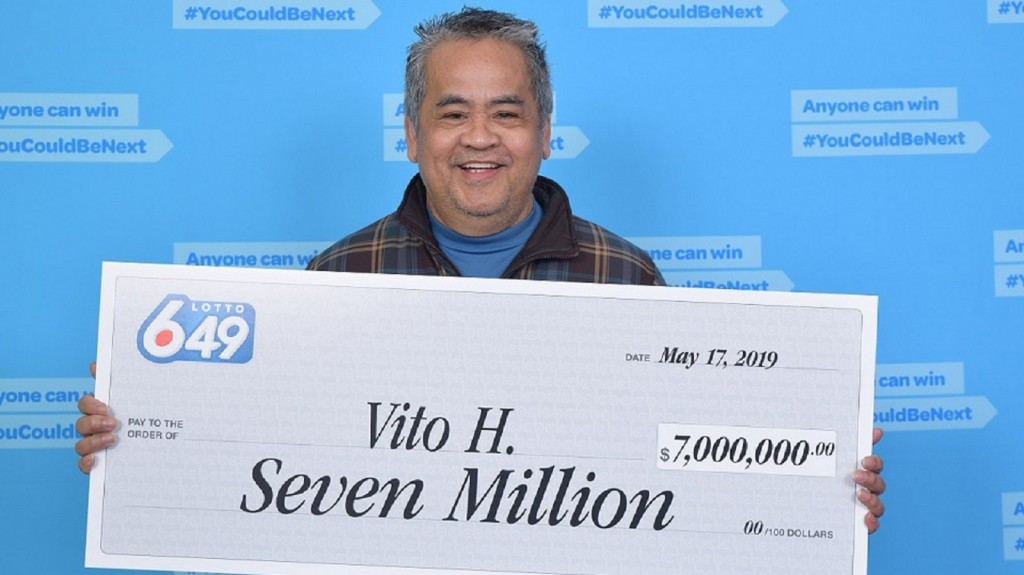 Janitor wins $5M lottery, says he'll keep his job