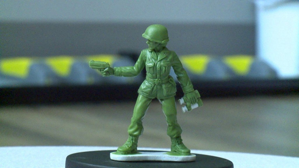 Breaking the mold: Toy company to make Army women